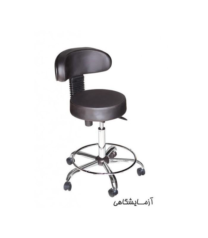 صندلی پزشکی مدل آزمایشگاهی