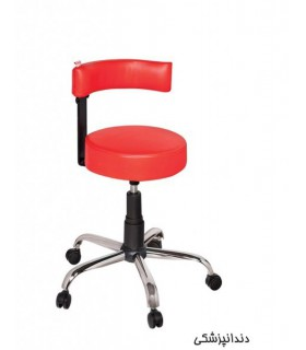 صندلی پزشکی چرمی مدل دندان پزشکی P-Chair-Doctor-03