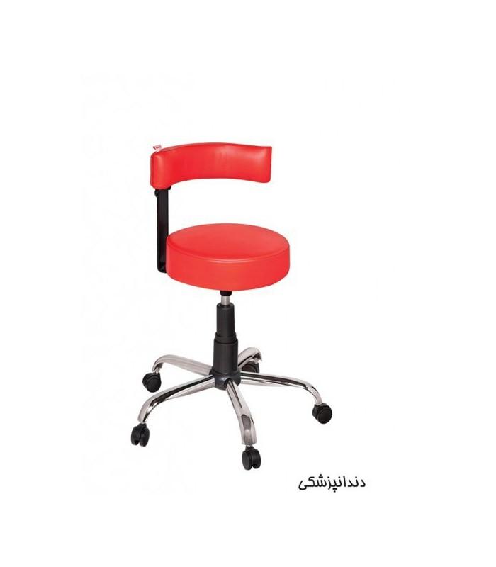 صندلی پزشکی چرمی مدل دندانپزشکی P-Chair-Doctor-03