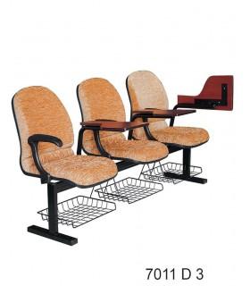 صندلی دانش آموزی چرمی مدل P-Chair-7011D3