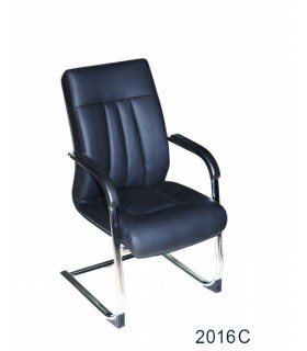 صندلی کنفرانس چرمی مدل P-Chair-2016C