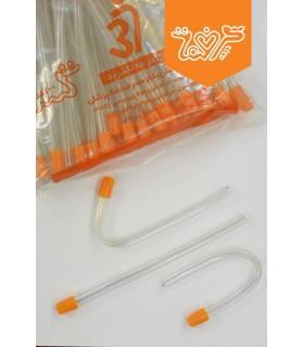 فروش عمده سرساکشن یکبار مصرف دندانپزشکی مارک ۳۷ درجه